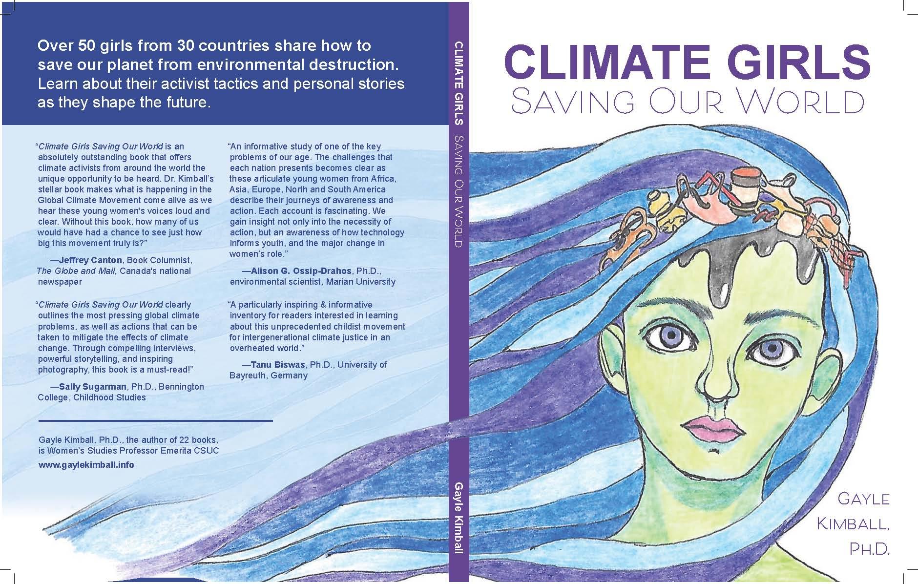print cover ClimateGirls